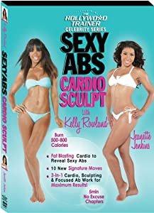 Jeanette Jenkins/ The Hollywood Trainer: Sexy Abs Cardio Sculpt