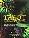 img - for El Tarot Y Sus Poderes Magicos (Tabla de Esmeralda) (Spanish Edition) book / textbook / text book