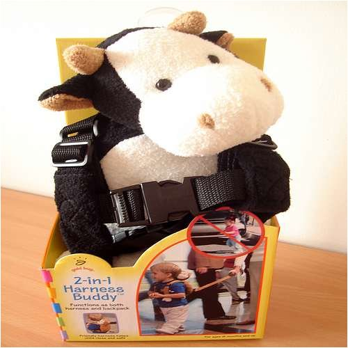 GoldBug 2-in-1 Harness Buddy Cow