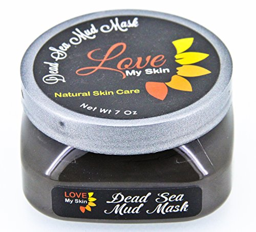 Dead Sea Mud Facial Mask - Ancient Skin Care Treatment for Face and Body + FREE APPLICATOR SPATULA - Anti-Aging Miracle: Reduces Fine Lines & Wrinkles by Stimulating Your Skin's Collagen Production - 35 Minerals Nourish, Purify & Detoxify Skin - Provides Deep Pore Cleansing & Gentle Exfoliation - Hydrates & Tones for Younger, Radiant, Healthy Skin - Excellent for Acne, Eczema, Psoriasis - 7 Ounces - 100% Money Back Guaranty (Spatula Valentine compare prices)