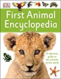 img - for First Animal Encyclopedia book / textbook / text book