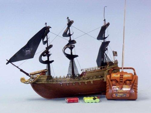 Remote Control Caribbean Pirate Ship 18
