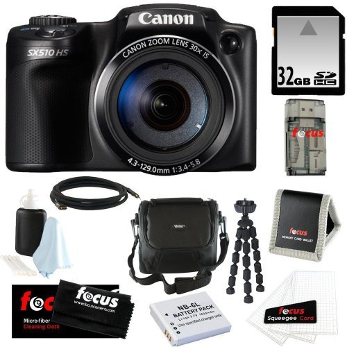 canon-powershot-sx510-hs-cmos-121mp-w-30x-optical-zoom-digital-camera-32gb-deluxe-accessory-kit