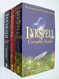 Inkheart Trilogy by Cornelia Funke: Inkheart, Inkspell, Inkdeath, [Paperback]...