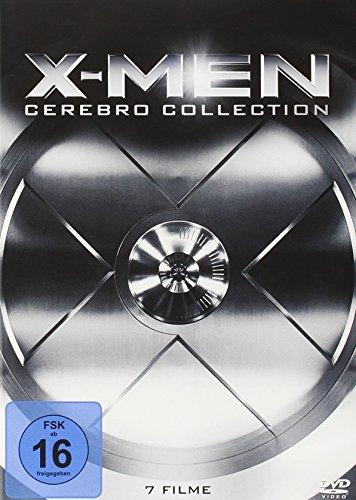 X-Men: Cerebro Collection [7 DVDs]