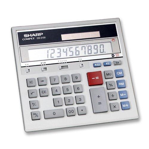 Sharp QS-2130 Twin Powered Display 12 DigitB00006B8GU