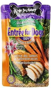 Three Dog Bakery Wet Dog Food, 12-Ounce