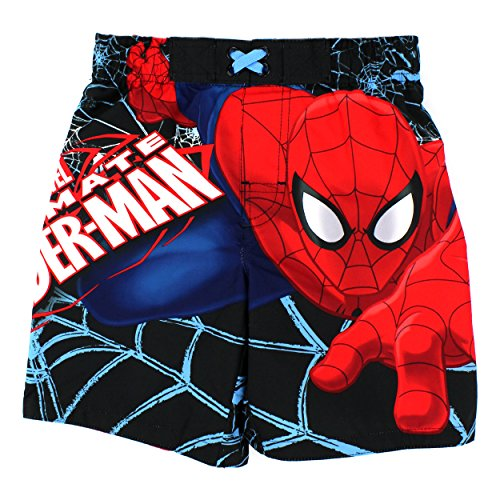 Marvel Spiderman Swim Trunk