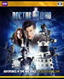 Doctor Who Adventures in Time and Space: The Roleplaying Game [With Dice and Player's Guide, Gamemaster's Guide, Tokens]