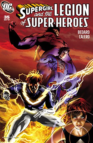 Supergirl and The Legion of Super-Heroes (2006-) #35 (Supergirl 35 compare prices)