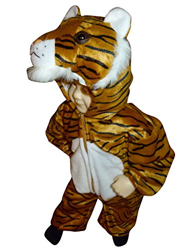 Fantasy World Boy's F14 Tiger Costume (12 Months-2t)