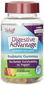 Digestive Advantage Probiotic Gummies, Dietary Supplement, 60 Count