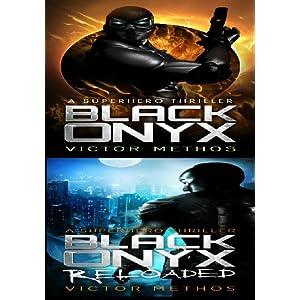 Black Onyx Duology (A Superhero Boxed Set)