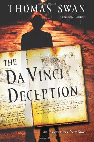 The Da Vinci Deception: An Inspector Jack Oxby Novel (Inspector Jack Oxby Novels) front-395997