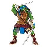 Teenage Mutant Ninja Turtles Movie Deluxe Leonardo Figure