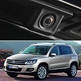 Moertifei CCD HD Car Trunk Handle Rear View Camera Reverse Parking Backup fit for VW Tiguan 2009-2017 10 11 12 13 14 15 16