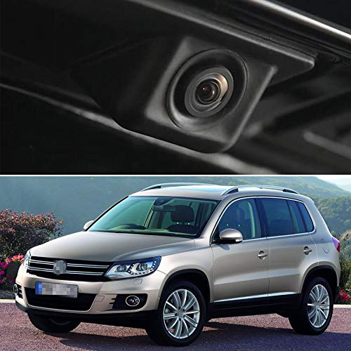 Moertifei CCD HD Car Trunk Handle Rear View Camera Reverse Parking Backup fit for VW Tiguan 2009-2017 10 11 12 13 14 15 16