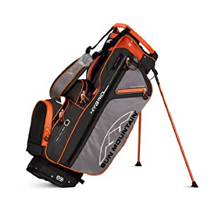 2014 Sun Mountain Golf Hybrid Carry Cart Bag- Assorted Colors by Sun Mountain
