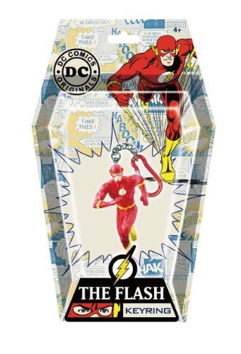 DC The Flash PVC Figural Key Ring - 1