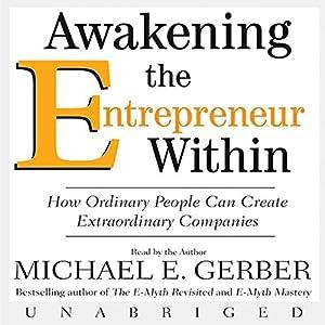 Awakening the Entrepreneur Within | Livre audio