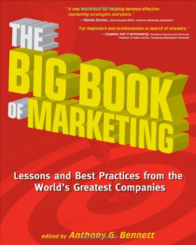The Big Book Of Marketing front-643425