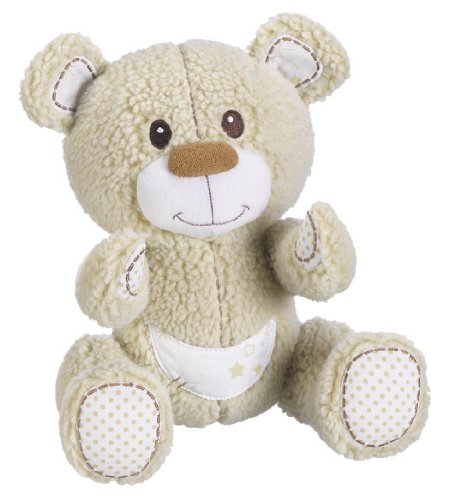 Vulli Set Toys, Sophie the Giraffe and Gabin the Teedy Bear (Discontinued by Manufacturer)