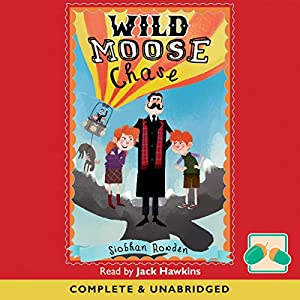 Wild Moose Chase Audiobook