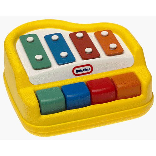 Little Tikes Baby Tap A Tune Piano - 1