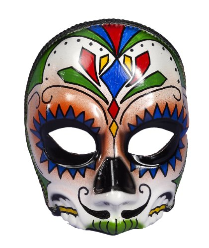 Forum Novelties Men's Day Of The Dead Male Costume Mask