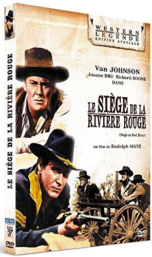 Le Siège de la rivière rouge [Edizione: Francia]