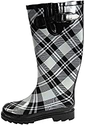 Sunville - Womens R1412 Fashion Rainboots