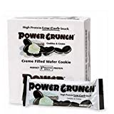51fPVzxl0QL. SL160  Bionutritional Power Crunch Protein Energy Bars, Wild Berry Creme, 12 Bars
