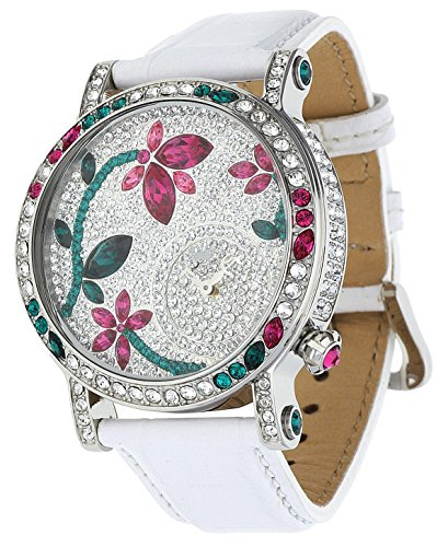 Colour de JUICY Couture mujeres reloj Reina 1901090