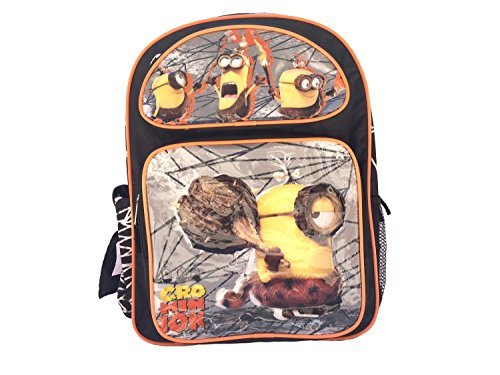 New-2015-Despicable-Me-Cro-Minion-Large-Backpack