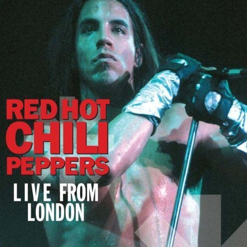 Live From London by Red Hot Chili Peppers (2009) Audio CD