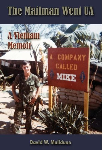 Image of The Mailman Went UA: A Vietnam Memoir