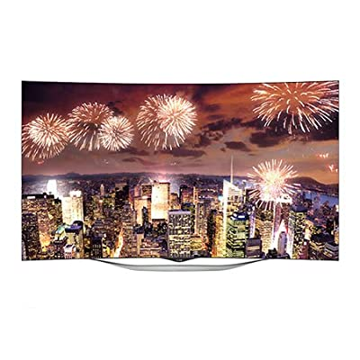 LG 55EC930T 139cm (55inches) Full HD Curved Smart 3D LED TV (Black)