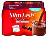 Slim-Fast Ready To Drink, Rich Chocolate Royale, 10 Ounce (Pack of 8)