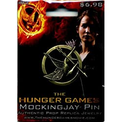 [Best price] Grown-Up Toys - The Hunger Games Mockingjay Pin - toys-games