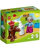 Lego Duplo Legoville - 10521 - Jeu De Construction - Le Bébé Veau