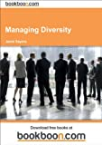 img - for Managing Diversity book / textbook / text book