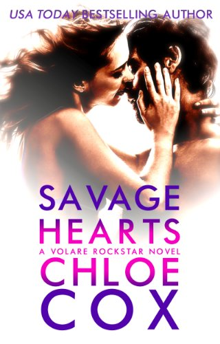 Savage Hearts (Club Volare) by Chloe Cox