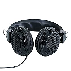 Headphone For ZTE Speed Headphone Compatible (Black)