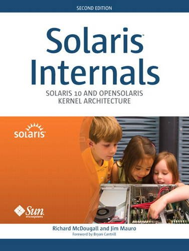 Solaris Internals(TM): Solaris 10 and OpenSolaris Kernel Architecture