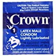 Crown Condoms - Pack Size - 12 Pack