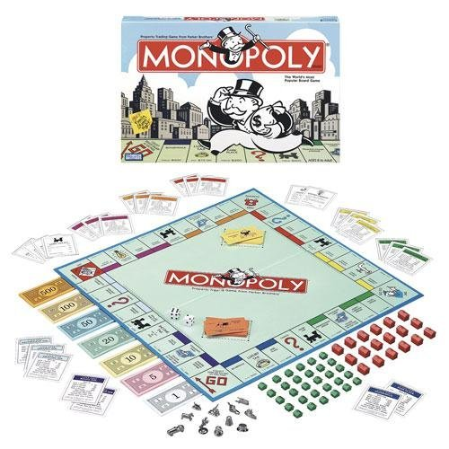 Monopoly English Version (Monopoly British compare prices)