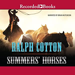 Summer's Horses Audiobook