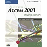 New Perspectives on Microsoft Office Access 2003, Comprehensive, Second Edition (New Perspectives (Course Technology Paperback)) ~ Joseph J. Adamski