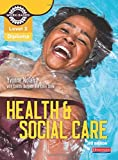 img - for Health and Social Care Diploma: Candidate Book: Level 2 (Work Based Learning L2 Health & Social Care) by Yvonne Nolan (2011-03-22) book / textbook / text book
