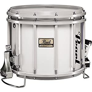 pearl championship snare drum pure white 14x12 musical instruments. Black Bedroom Furniture Sets. Home Design Ideas